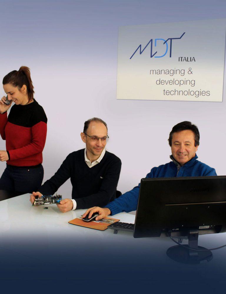 il team di MDT