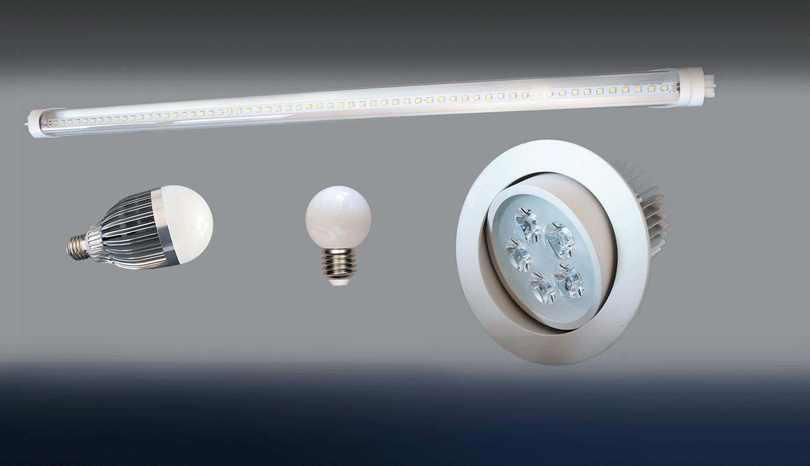 Energy Saving through LED Technology